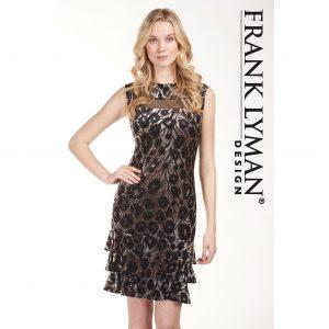 183837 Print Dress
